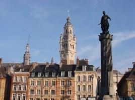 Lille en France