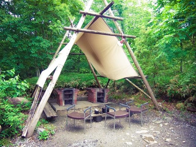 キャンプイス