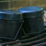 飯盒炊爨でのおいしいご飯の炊き方