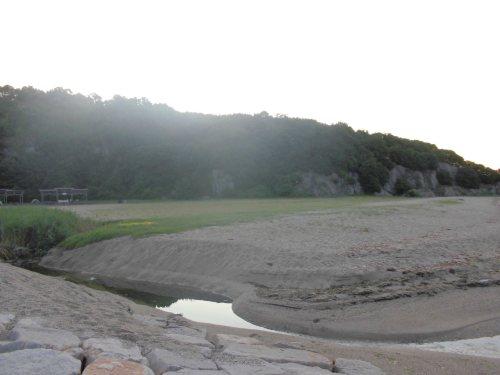 福泊キャンプ場