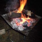 冬キャンプをヘキサタープのみで暖かく過ごす為の防寒対策