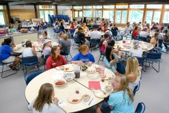 Dining Hall at Elk River