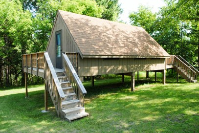 Tree House at Elk River