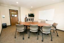 Conference Room at Edith Mayo Program Center