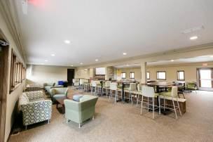 Multipurpose Room at Edith Mayo Program Center