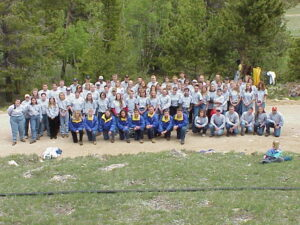 2001 Session 2 Camp Picture