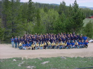2002 Session 1 Camp Picture