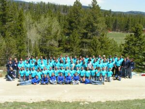 2005 Session 1 Camp Picture