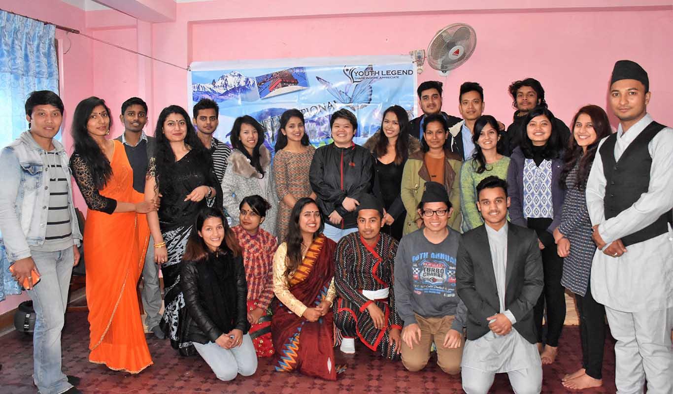International Youth Camp December-Winter
