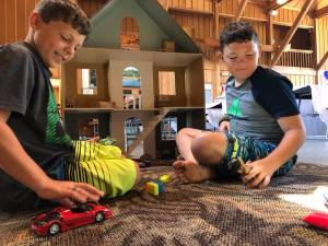 Camp Agape of Portland Indoor Activities