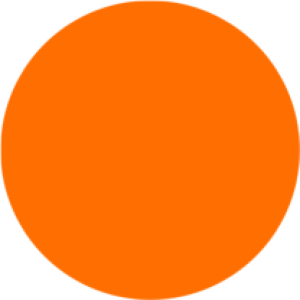 Blaze Orange (matte)