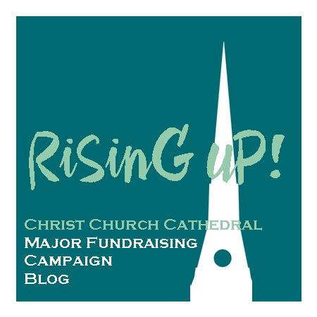 Christ Church Cathedral Major Fundraising Campaign blog