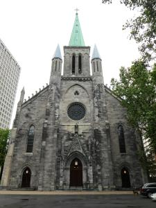 Christ Church Cathedral renovation, St. Patrick's basilica a different take on neo-Gothic architecture