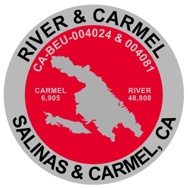 River Fire Carmel Fire