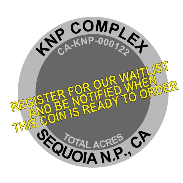 KNP Complex Challenge Coin