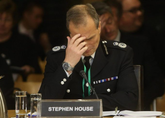 Assistant Commissioner Sir Stephen House