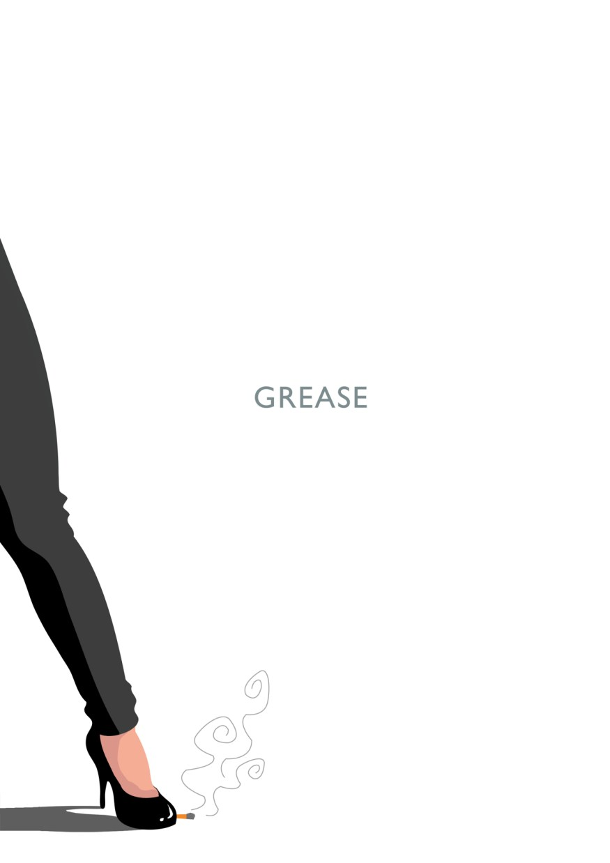 minimal_poster_grease_cotw