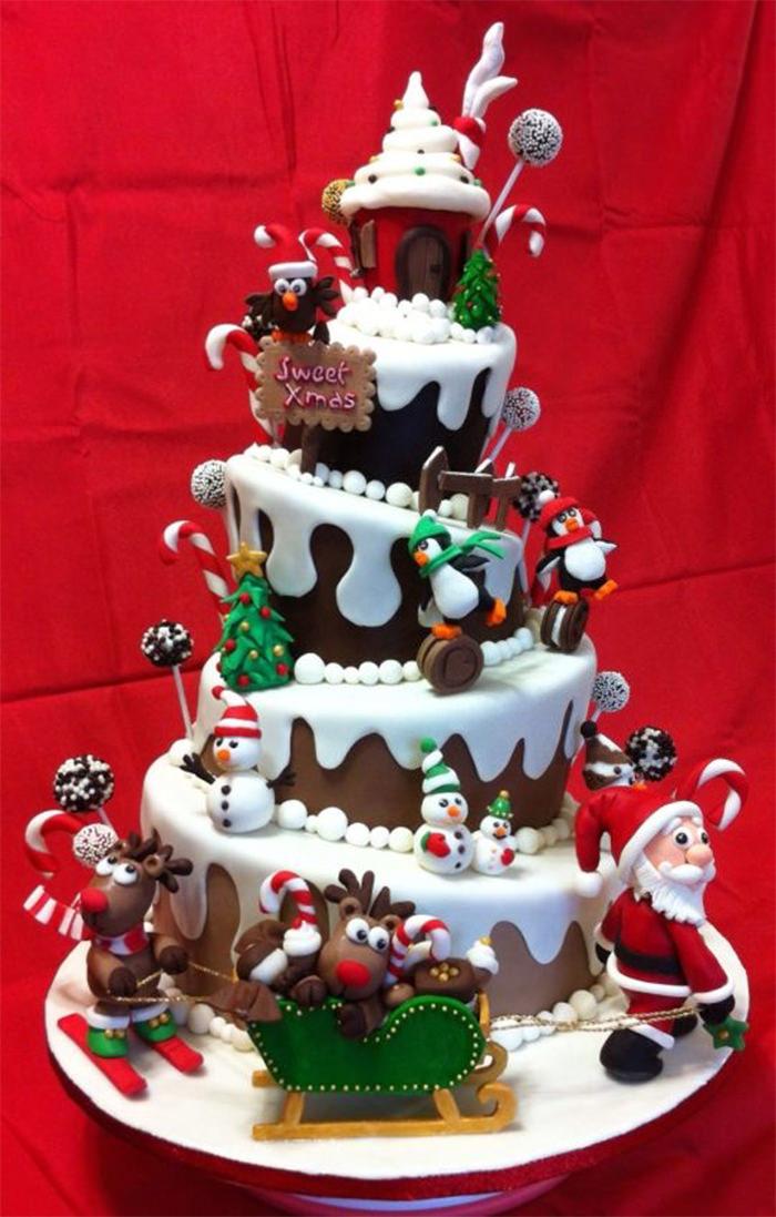 24-creative-christmas-cakes