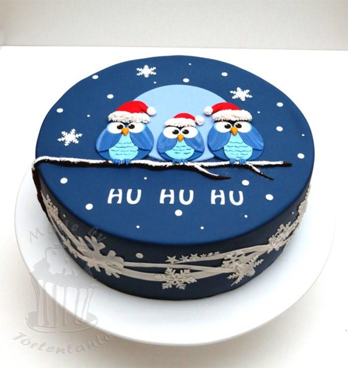 27-creative-christmas-cakes