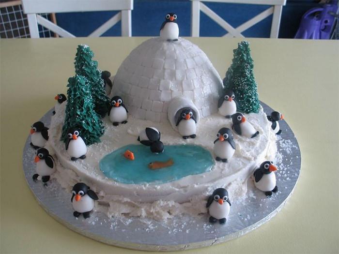 50-creative-christmas-cakes