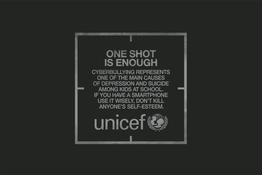 UNICEF One Shot is enough 1 cotw