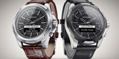 Titan JUXT Smartwatch