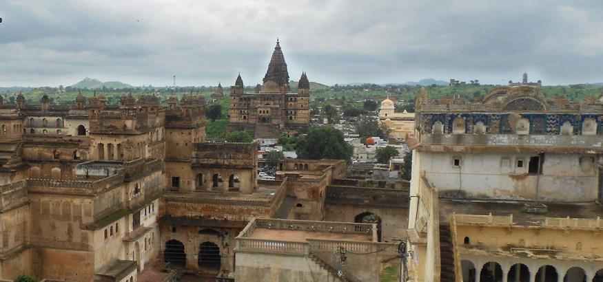 chaturbhauj temple orchha MP