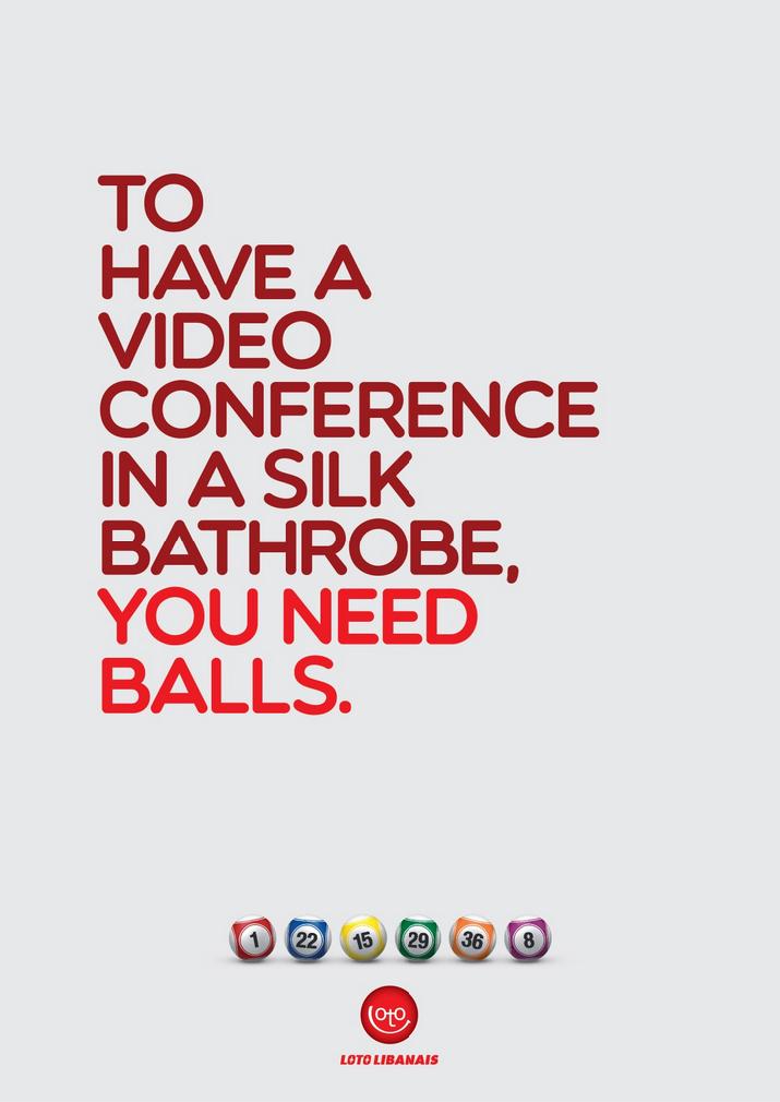 Loto Libanais: You need balls