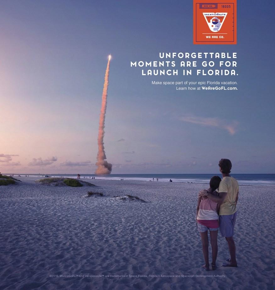 Space Florida Unforgetable