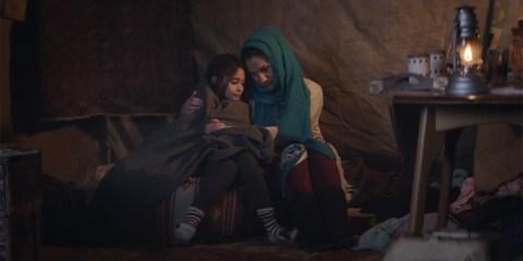 UNICEF - #ItBeginsWithABlanket