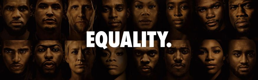 Nikes Dunks Hard the Equality Message