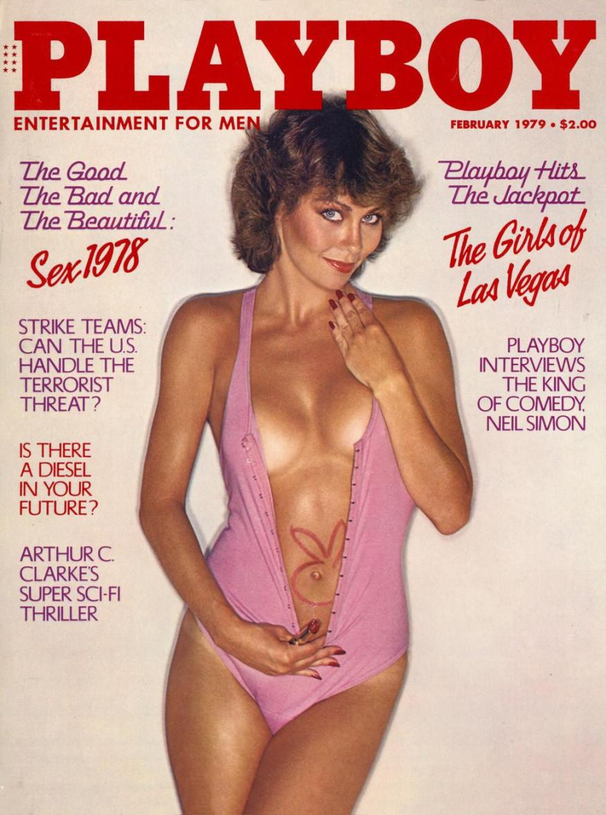 Candace Collins Playboy magazine