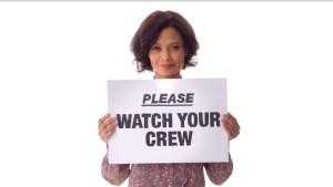 Thandie Newton for British airways