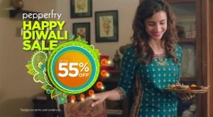 "Pepperfry Diwali Campaign ""Iss Diwali Ummeidon Ko Badhne Dijiye"""