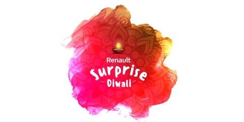 Renault surprise diwali | #DrivingSmiles