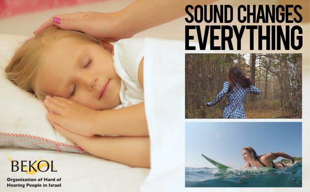 """Sound changes everything"" by Bekol – A clickbait campaign"