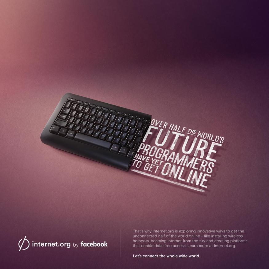 facebook internet.org | Programmer
