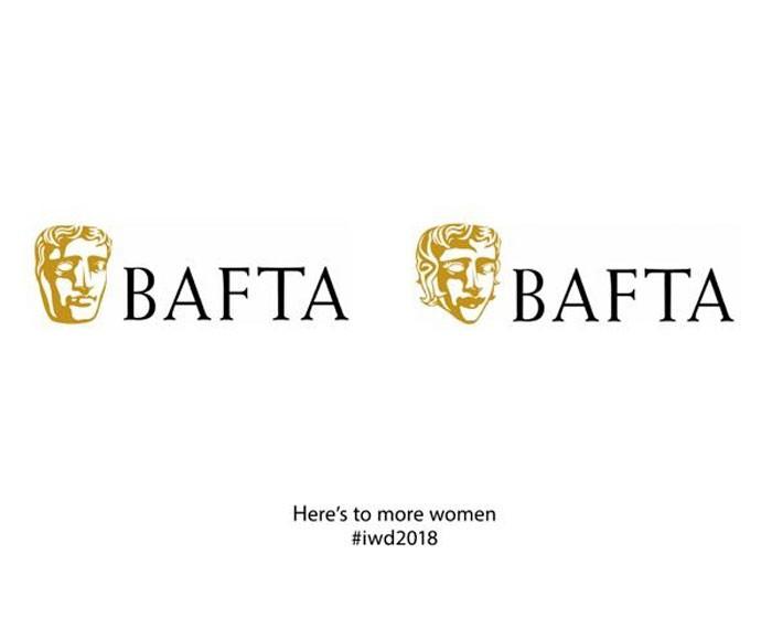 Bafta Women's Day | Creative Equal | Feminism | Famous Brand Logos