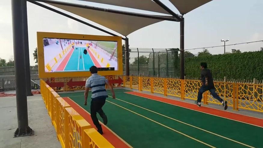 Dubai Safari Park- Virtual Reality | Augmented Reality