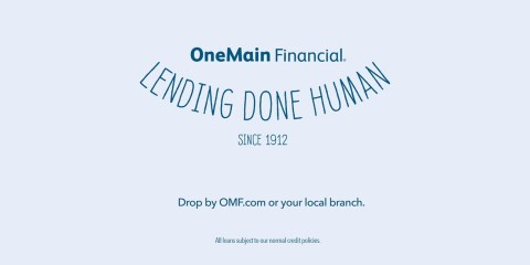 Lending Done Human - OneMain Financial