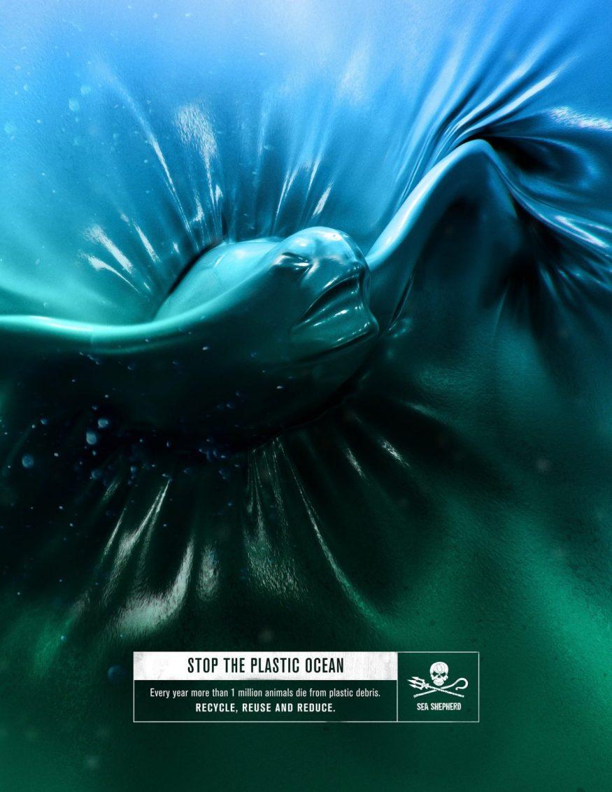 Sea Shepherd campaign Plastic Ocean