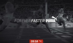 Forever Faster- The world's fastest annual report | PUMA | Usain Bolt