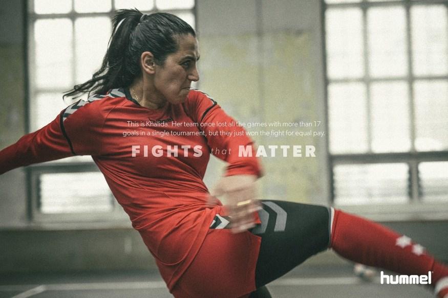 Hummel Fights That Matter - Khalida