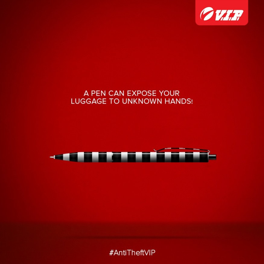 #AntiTheftVIP campaign