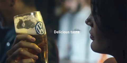 Volkswagen VW beer