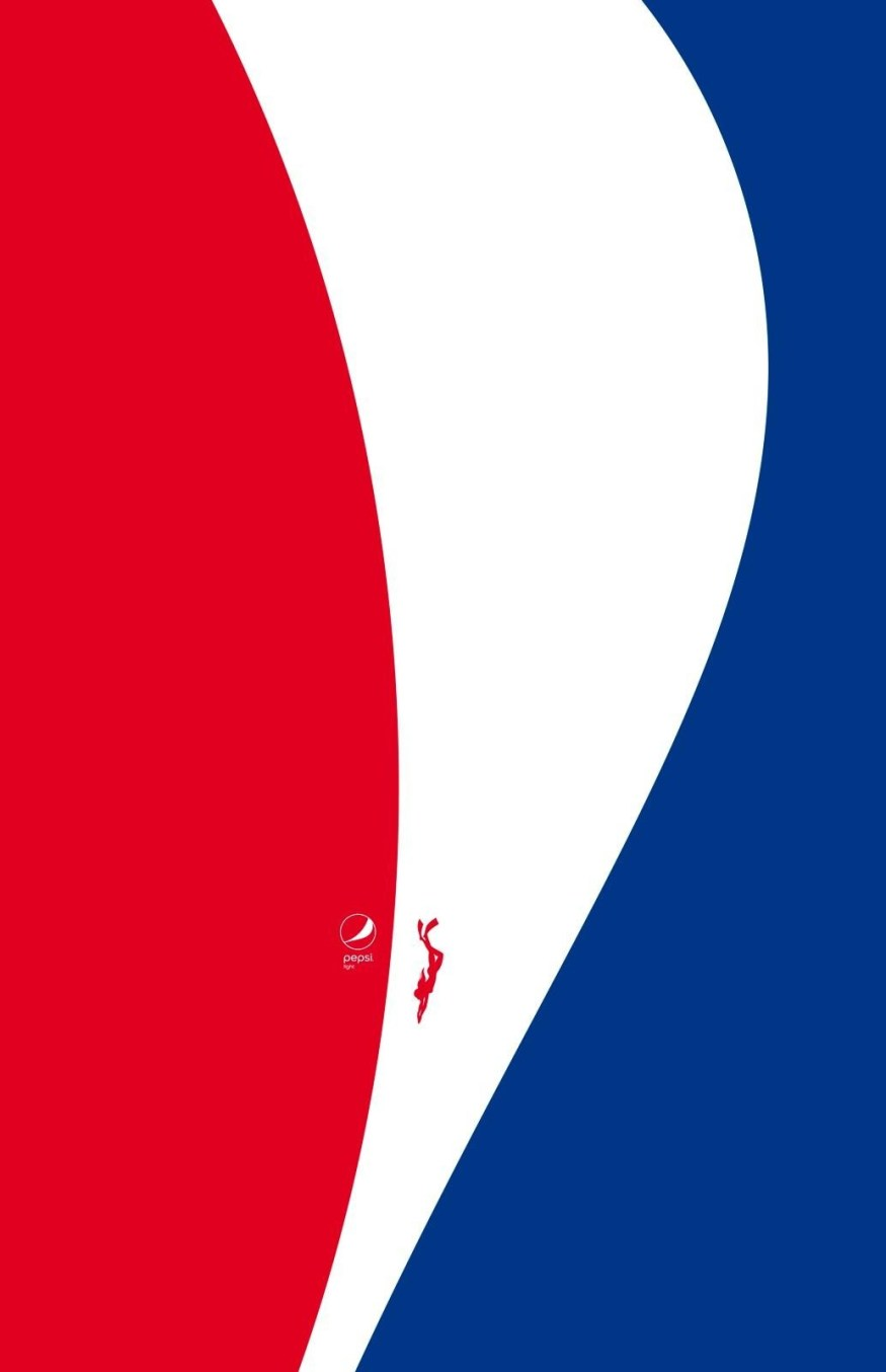 Pepsi Feel Light | Print Advertising