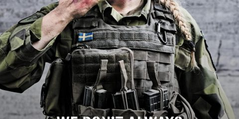 Swedish Armed Forces - EuroPride