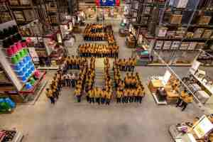 IKEA India store HITEC City - IKEA's Grand Opening in India - Make Everyday Brighter
