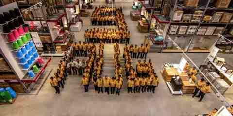 IKEA India store HITEC City - IKEA's Grand Opening in India - Make Everyday Brighter