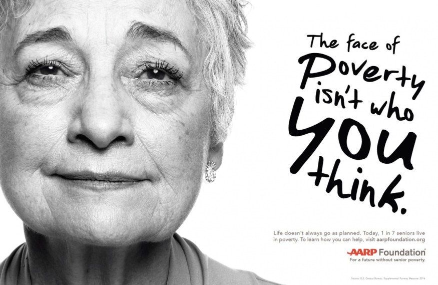 Poverty Unmasked by the AARP Foundation